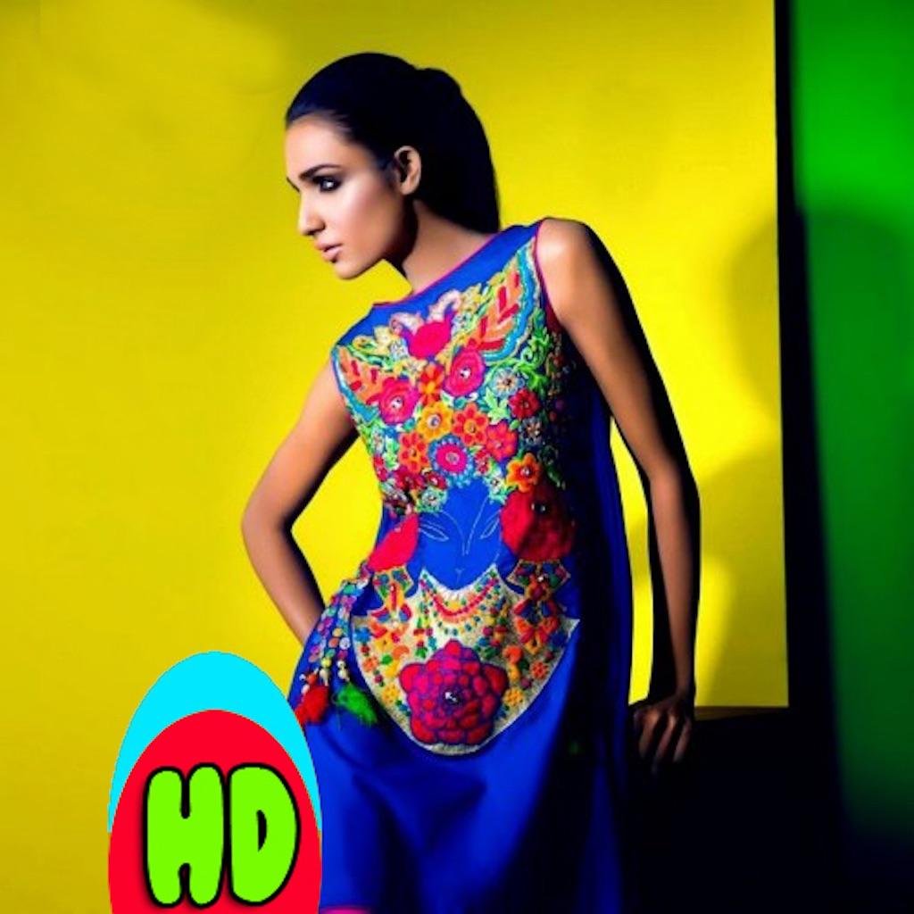 Asian Girls Fabulous Dress Designs-Indian Pakistan Fashion Designer Dresses For Teens and Womens HD hack