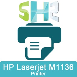 Showhow2 for HP LaserJet M1136