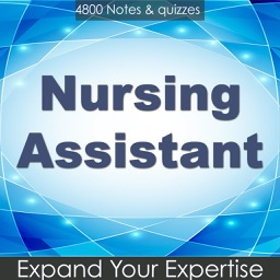 Nursing Assistant Exam Review : 4800 Quiz & Study Notes