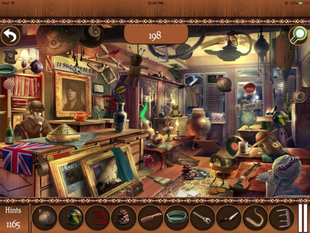 3 Minutes to Hack Free Hidden Objects:Big House Search ...