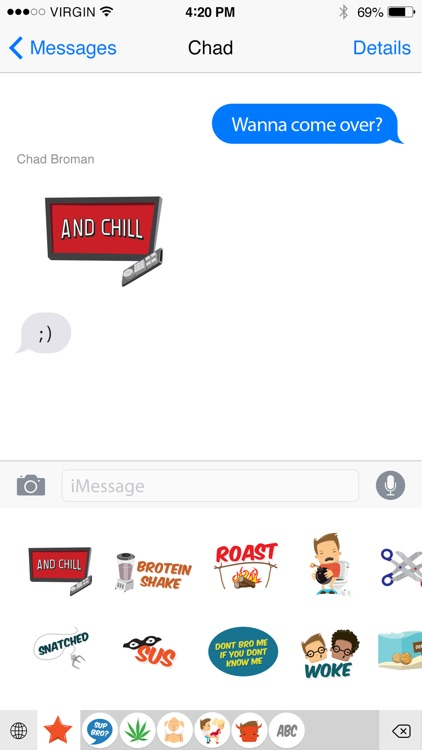 Bromoji screenshot-4