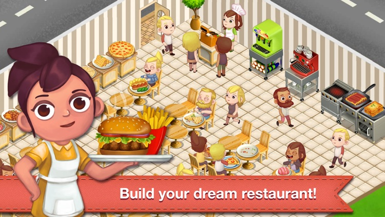 Restaurant Dreams: Chef City