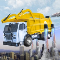 Codes for Real Garbage Truck Flying 3D Simulator – Driving Trash Trucker in City Hack