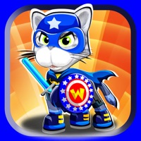 Codes for Super Hero Cat Guards Creator - Go Dress Up Superhero Dogs and Pet Games for Free Hack