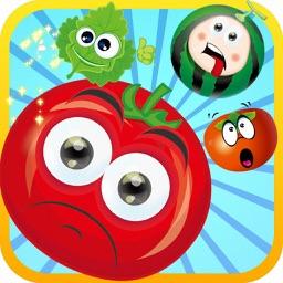 切水果 - 植物大战水果西瓜,不一样玩法的植物僵尸射击类型切西瓜大战