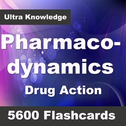 Pharmacodynamics: Drug Action over 5600  Definitions & Quizzes