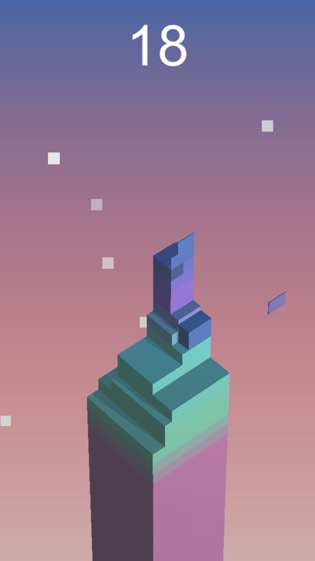 Block Tower Stack-Up – Reach up high in the sky, play this endless blocks stacking game