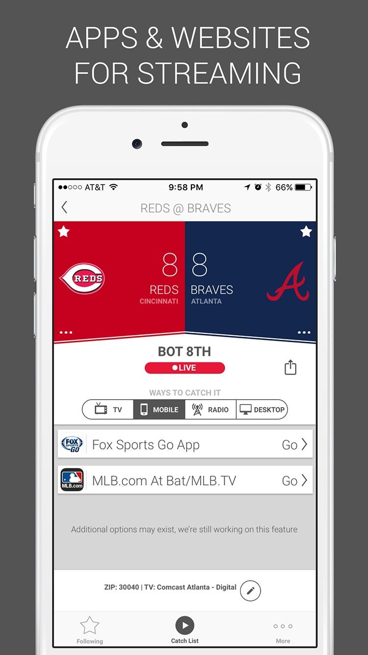 Catch Sports – Where to Catch Live Sports