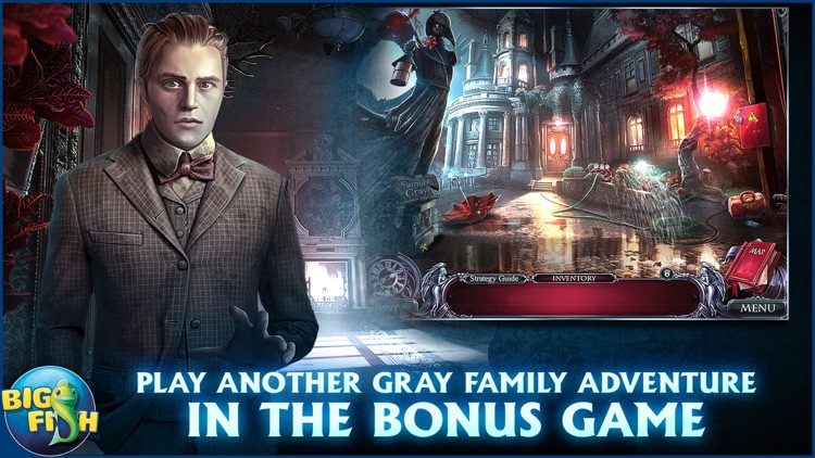 Grim Tales: The Heir - A Mystery Hidden Object Game (Full) screenshot-3