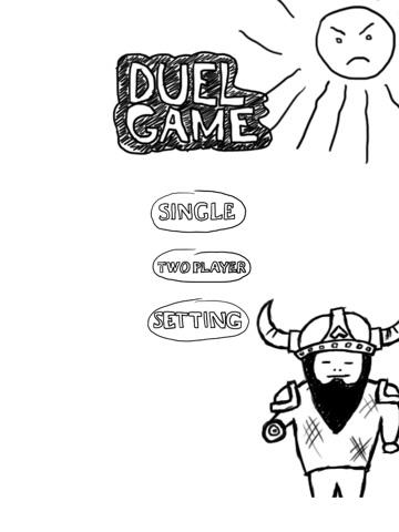 Дуэль - Игра для двоих / Игры на 2 игрока на iPad