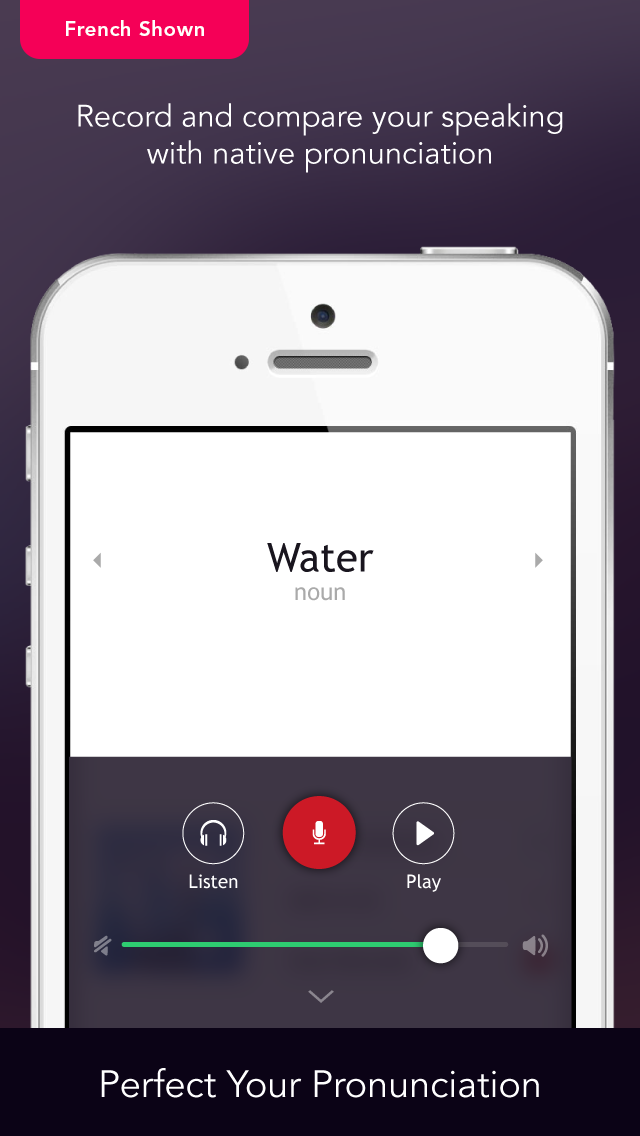 Learn Vietnamese - WordPower screenshot three