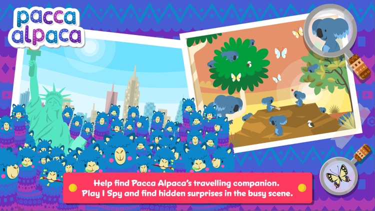 Pacca Alpaca Travel Playtime screenshot-2