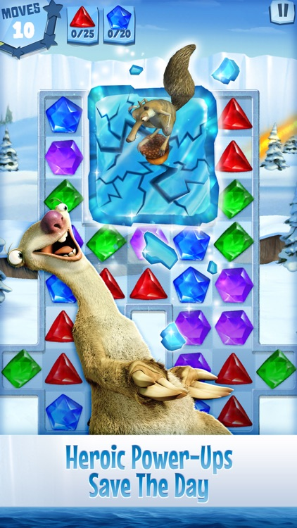 Ice Age: Arctic Blast screenshot-3