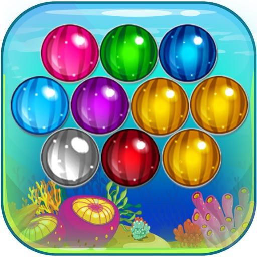 Word Bubbles Ocean Crush - A Unique Free Puzzle Game