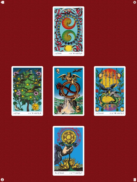 Holy Light Tarot-ipad-4