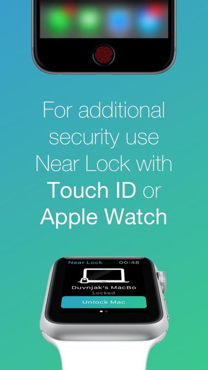 Near Lock - Lock & Unlock your Mac automatically