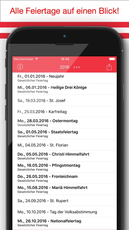 Feiertage österreich Kalender Kalenderwochen Pro By Kai Hoeher