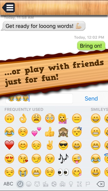 Two Birds – multiplayer word battle! screenshot-4