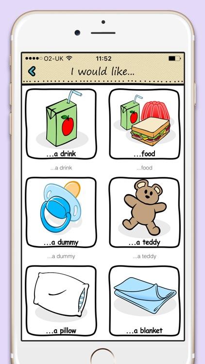 Paediatric Communication App screenshot-4