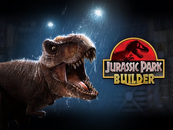 Jurassic Park™ Builder на iPad