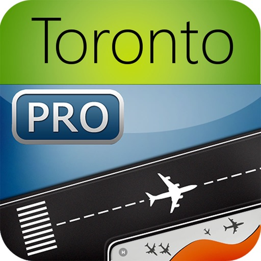 Toronto Airport Pro (YYZ/YTZ) Flight Tracker air radar Pearson City
