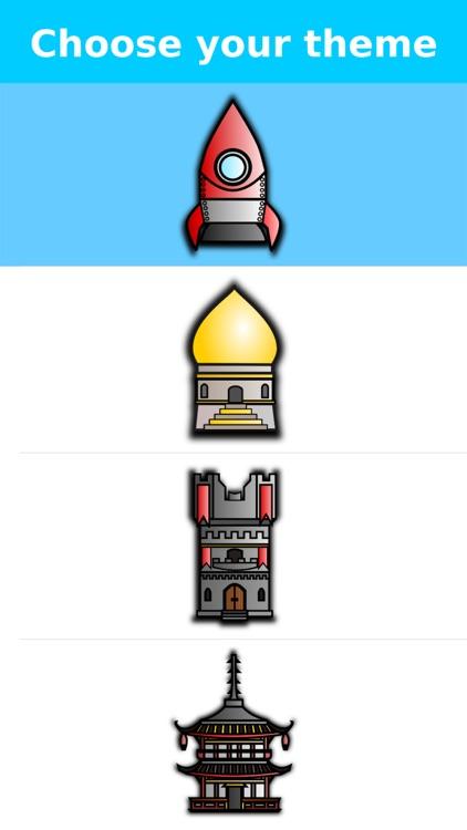 Tower of Tasks - Easy Task Prioritisation screenshot-0
