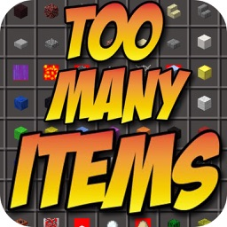TOO MANY ITEMS MODS FOR MINECRAFT PC EDITION GAME - BEST POCKET GUIDE FOR MCPC