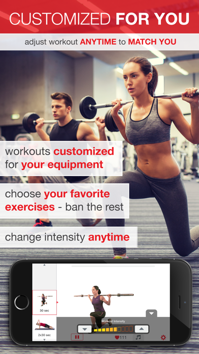 7 Minute Workout - Beginner to Advanced High Intensity Interval Training (HIIT)のおすすめ画像2