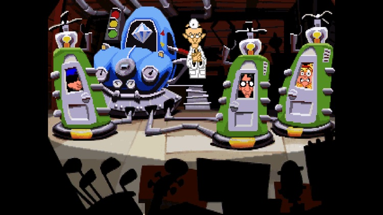 Day of the Tentacle Remastered screenshot-4