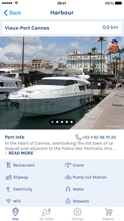 French Riviera - Hello Skipper Marina Guide