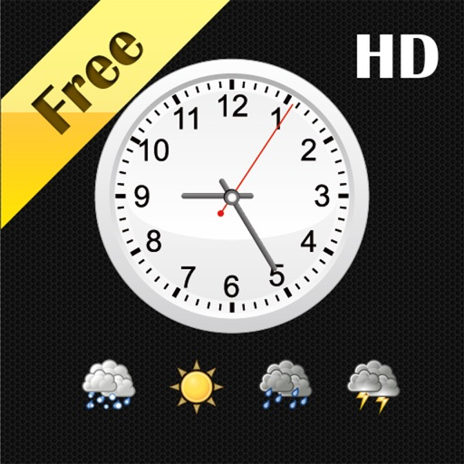 City Weather HD Free icon