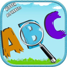Find Alphabet Letters : Hidden Object