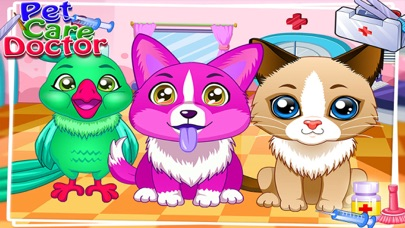 Pet Care Doctor - Surgery for Pet in the hospital by veterinary Doctor Free games for KidsScreenshot von 3