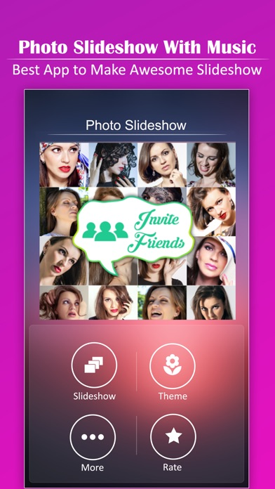 download Photo Slideshow with Music - Amazing Pictures Slideshow Maker with Music apps 4