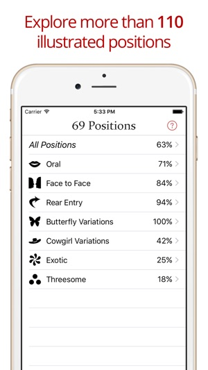 69 positions sex positions of kamasutra on the app store. Black Bedroom Furniture Sets. Home Design Ideas