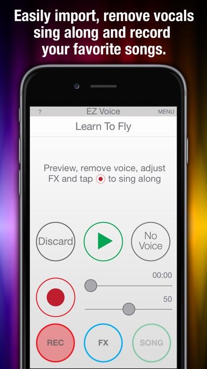 EZ Voice screenshot-0