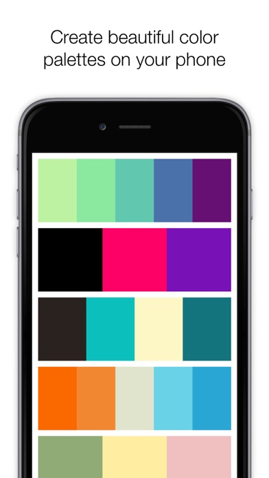 Colordot by Hailpixel - A color picker for humansのおすすめ画像1