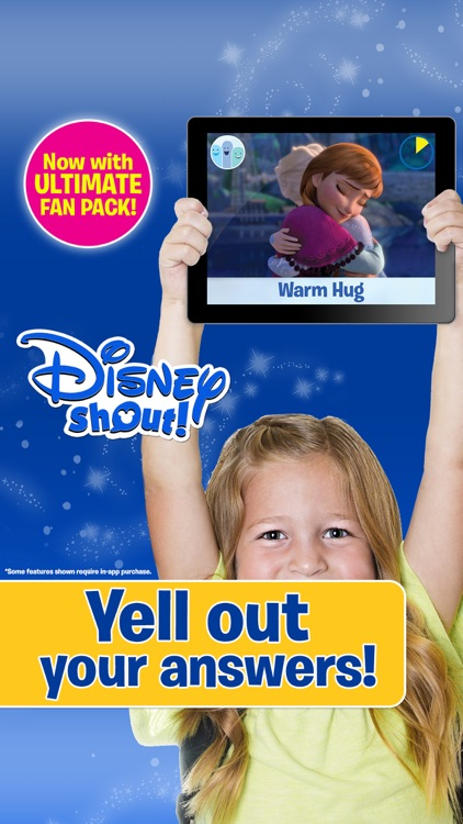 Disney Shout! screenshot-0