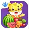 水果拼图 - 小虎学堂 - 宝贝早教大脑开发训练 智力启蒙游戏