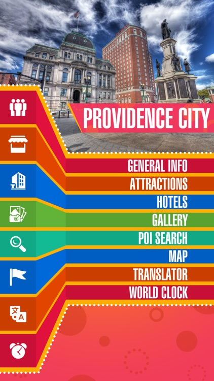 Providence City Travel Guide