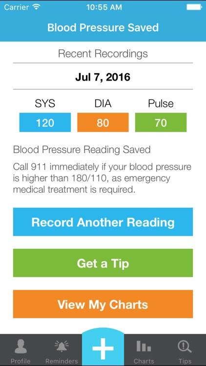 Check It: Your Blood Pressure