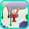 龙虾和朋友 - 龙虾游戏学习的儿童图画书