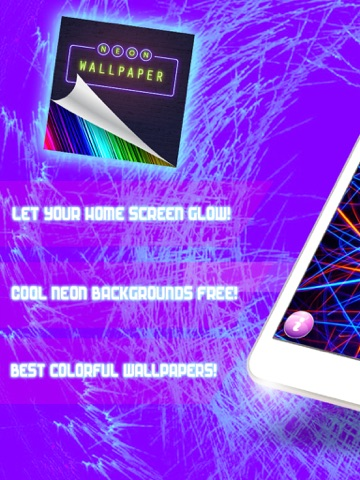 Neon Wallpapers Hd Free Create The Best Lock Screen Theme And Custom Glow Ing Backgrounds App Price Drops