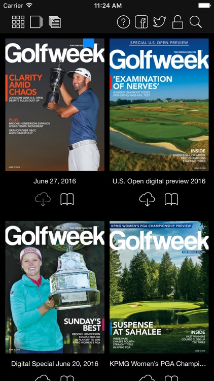 Golfweek Magazine screenshot-2