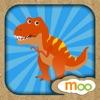 恐龙 - 儿童益智游戏 , 恐龙叫声, 图画书, 拼图游戏 (英语, 国語)