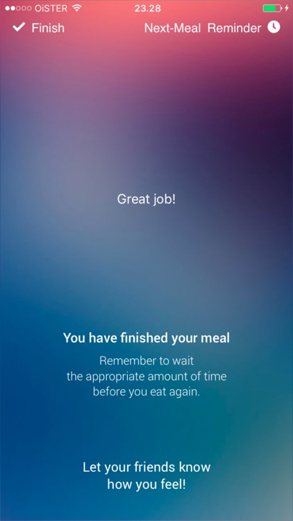 Bariatric Meal Timer screenshot-3