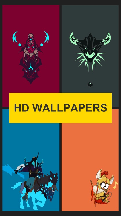 HD Wallpapers DOTA 2 Edition