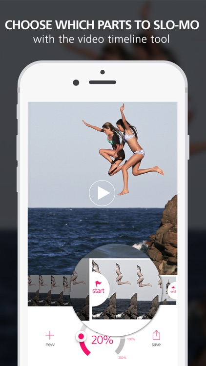 Slo Mo Video - Slow Motion Vid Speed Editor for YouTube and Instagram