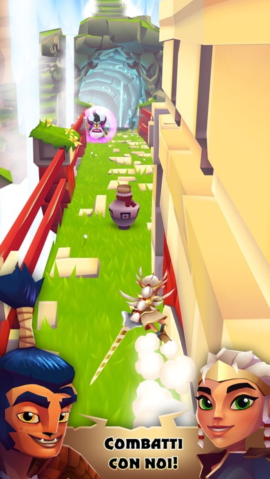 Screenshot of Blades of Brim4