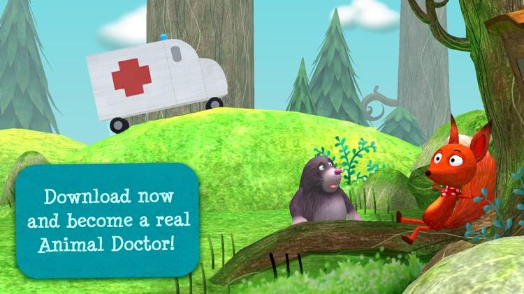 Little Fox Animal Doctor - be a vet screenshot-4